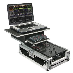 Odyssey FZGS10MIX Flight Zone Glide Style Ata Case For A 10 Mixer
