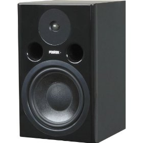 Fostex PM-2 MKII 8 Inch Active Nearfield Studio Monitors - Pair, ¹