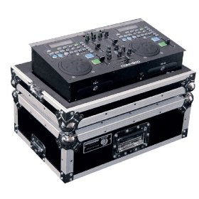 Odyssey FRCDM Flight Zone Ata Cd Mixer Case - Tray Style