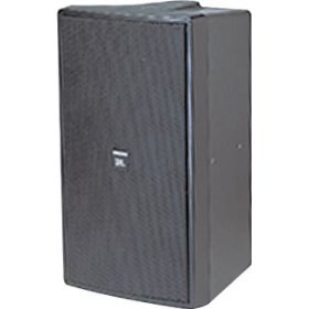 JBL Control 29AV1 Indoor Outdoor Speaker (8 inch, 300 watts, Black)
