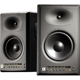 JBL LSR 4326P Powered Studio Monitor Pair