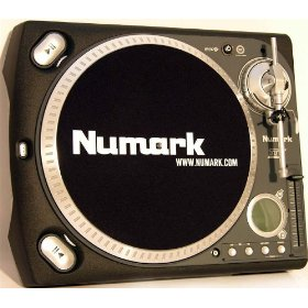 Numark Turntable with usb