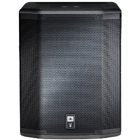 JBL PRX618S 18 Inch Compact Self Powered Subwoofer 600 Watt Portable Dent Resistant Grille