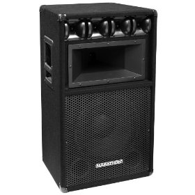 Marathon Dj-123 Single 12-inch Three Way Loud Speaker