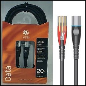 Planet Waves AES/EBU Studio Data Cable-20'