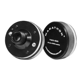 Marathon Twd-500 1-Inch High Power Compression Driver