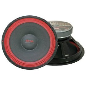 Mr Dj PA112 12-inch Professional Subwoofer