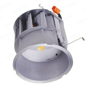 LED Luminaire - 15 Watt - Dimmable - w/Screw-In-Adapter - CA Title 24 Compliant - Halo ML706830