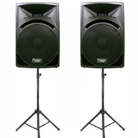 New Studio ABS Speakers 15