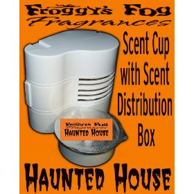 Froggys Scent Distribution Box With Scent Cup: Rain Forest