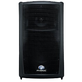 Phonic AC/DC All-In-One Mobile Wireless Sound System SOUND-AMBASSADOR-35D