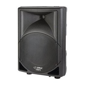 Pyle 1200W 15 In 2 Way Spkr Cabnt W Mp3 Playr