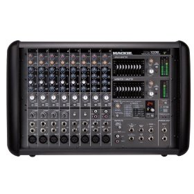 Mackie PPM1008 8-Channel 1600-Watt, Ultra-light Professional Powered Mixer