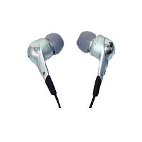 Rolls EB77 Stereo Earbuds In Ear Monitors, Frequency Response of 50Hz - 20kHz, Cobalt Magnet