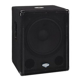 Samson SADB1800A DB1800A Active Subwoofer 18 in. Driver 1000 Watts