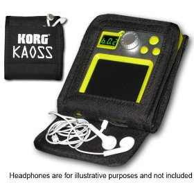 Korg KAOSSCASE Nylon Travel Case for KAOSSILATOR or miniKP