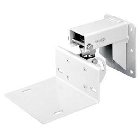 TOA HY-501W Wall Mount Swivel Bracket Designed for use with F-505WP Series Speakers, White