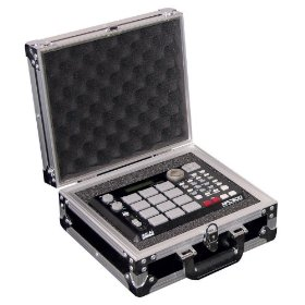 Odyssey FZUC Flight Zone Ata Utility Case With Diced Foam Cubes: Interior Dimensions, 11 X 4 X 13