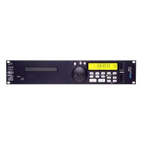 Stanton C402 Rackmountable DJ CD Player with MP3 Playback