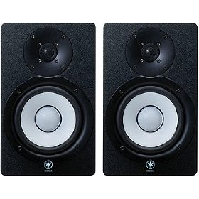 Yamaha HS50M (Active) Pair 2-Way Monitors