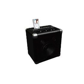 Ion Audio Tailgater Portable PA System for iPod