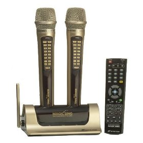 Magic Sing ET-18000 Multiplex Karaoke Microphone 2009 Edition