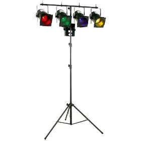 Mobile Lighting System by MBT Lighting