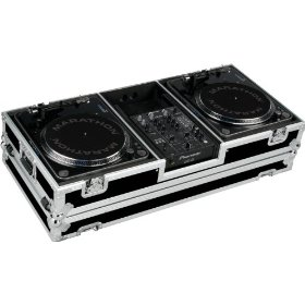 Marathon MA-DJ10W-BATTLE Flight Ready Case