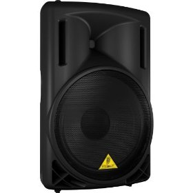 Behringer Eurolive B215D Active 550-Watt 2-Way PA Speaker System with 15-inch Woofer and 1.35-inch Compression Driver