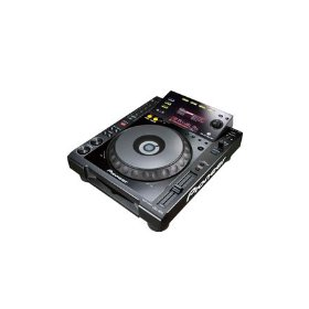 Pioneer CDJ-900 Tabletop Multi Player