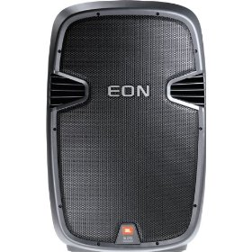 JBL EON 515 Lightweight Two-Way 15-inch 450-Watt Self Powered Speaker with EQ and 3 mix Inputs