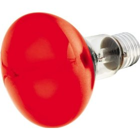 Chauvet Colorbank Replacement Lamp 120V 60W, Red