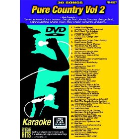 Forever Hits 4927 Pure Country Vol 2 (30 Song DVD)