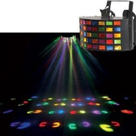 Chauvet Kinta 311X DMX DJ Color Lighting Effect DMX311X