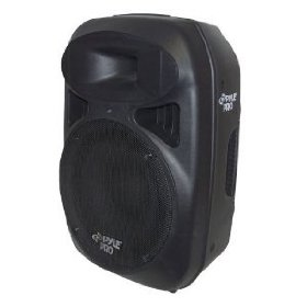 PYLE-PRO PPHP1294A - 12'' 1000 Watt Portable  Powered 2 Way Full Range Loud Speaker System