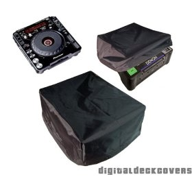 DJ CD & MP3 Turntable Dust Cover - for CDJ1000, DN-S3500, SL-DZ1200, C314