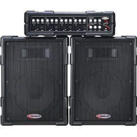 Harbinger HA80 Portable PA System, ¹