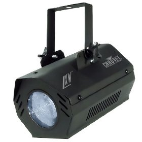 Brand New Chauvet Lxw White Led Moon Flower Dj/club Light Effect with Auto Programs or Sound Activated Lighting Programs