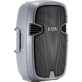 JBL EON 315 Self-Powered Two-Way 15-inch 280-Watt Lightweight Speaker with EQ