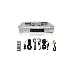 RJ Tech RJ-4200 Professional Karaoke Player with 2 Microphones