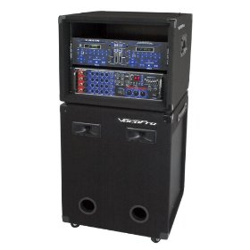 1200W Dual Deck Multi-Format Hard Drive Ripper Entertainment System