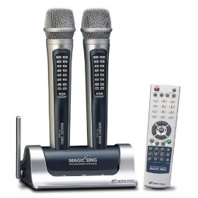 Enter-Tech Magic Sing EG-18000 Karaoke Microphone