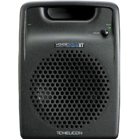 TC-Helicon VSM-200 XT, Active VoiceSolo Monitor with Microphone or Line Input, 150-watt Amplifier, Level Control, High and Low Frequency Transducers
