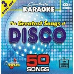 Karoake: Greatest Songs of Disco Hits