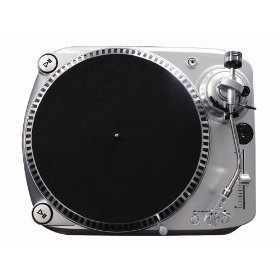 Belt Drive TurnTable with USB Audio Interface