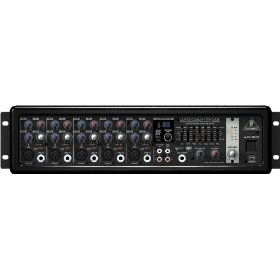 Behringer PMP518M Ultra-Compact 180-Watt 5-Channel Powered Mixer
