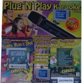 Emerson Plug and Play Karaoke, Country