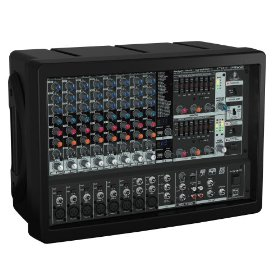 Behringer PMP980S 900-Watt  10-Channel Powered Mixer