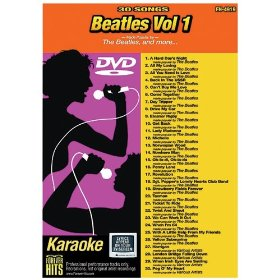 Forever Hits 4919 Beatles Vol 1 (30 Song DVD)
