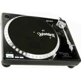 Gemini DJ Vinyl Record Turntable TT-01